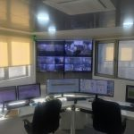 Sala de Comando Silos de Leixões